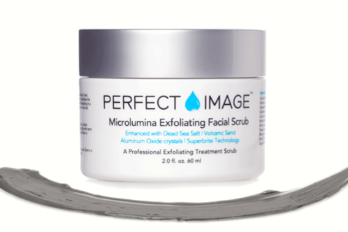 Exfoliating Facial Scrub Microlumina™ - Perfect Image