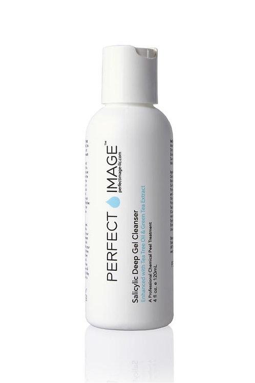 Salicylic Deep Gel Cleanser by Perfect Image 4 fl. oz. e 120mL