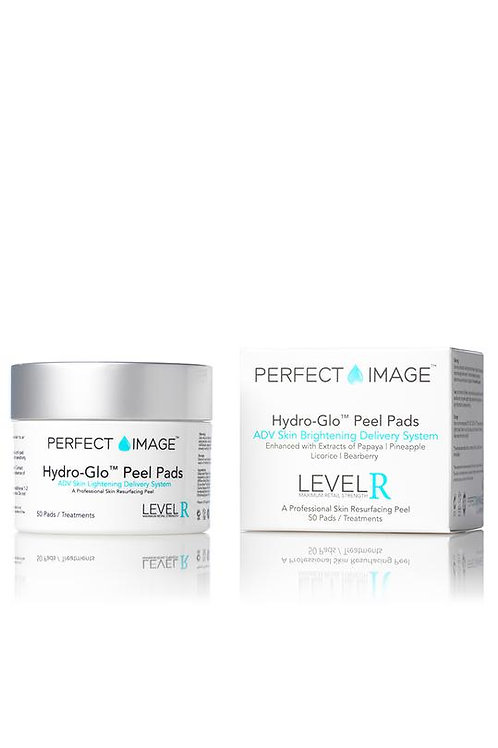 Hydro-Glo 10% Peel Pads by Perfect Image
