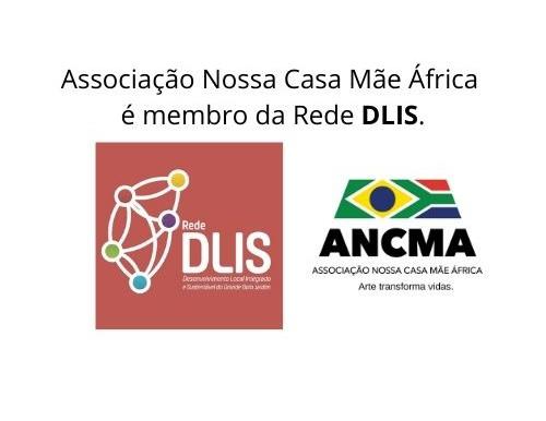 Associação Nossa Casa Mãe África é membro da Rede DLIS.