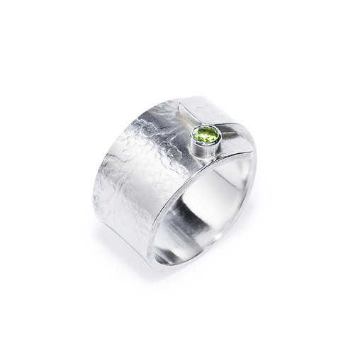 Fern Wrapover Ring