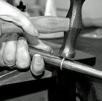 Forging a ring