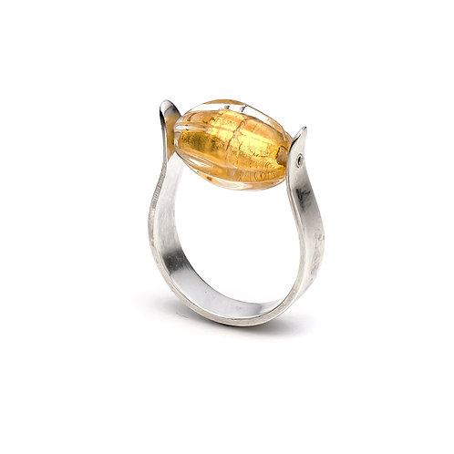Lyre Ring