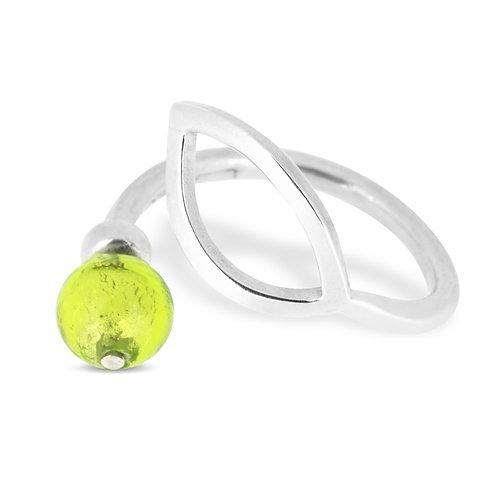 Folium Wrap Ring