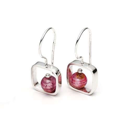 Bauhaus Drop Earrings