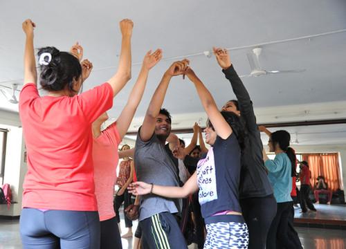 Enchanted Movement Workshop, India