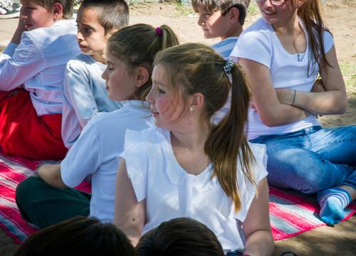 Yoga Niños, Argentina