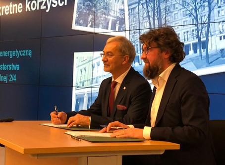 Ministerstwo Inwestycji i Rozwoju inwestuje i rozwija OZE