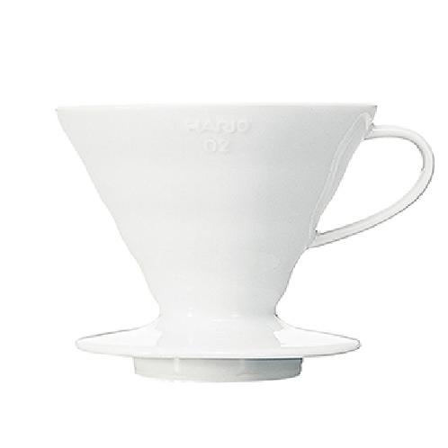 Hario V60 Coffee Dripper 01 Ceramic White