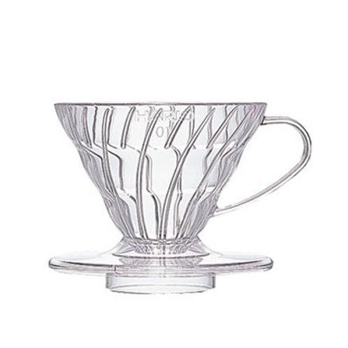 Hario V60 Coffee Dripper 01 Clear