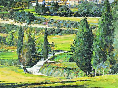 Landscape Artist - European Fine Art