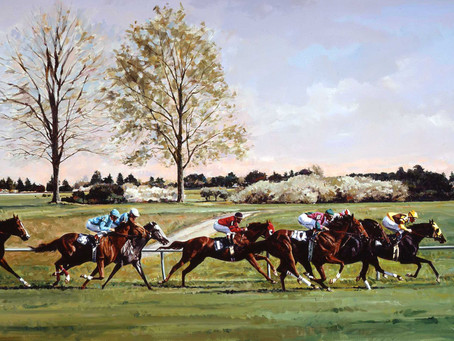 A Day At The Races!