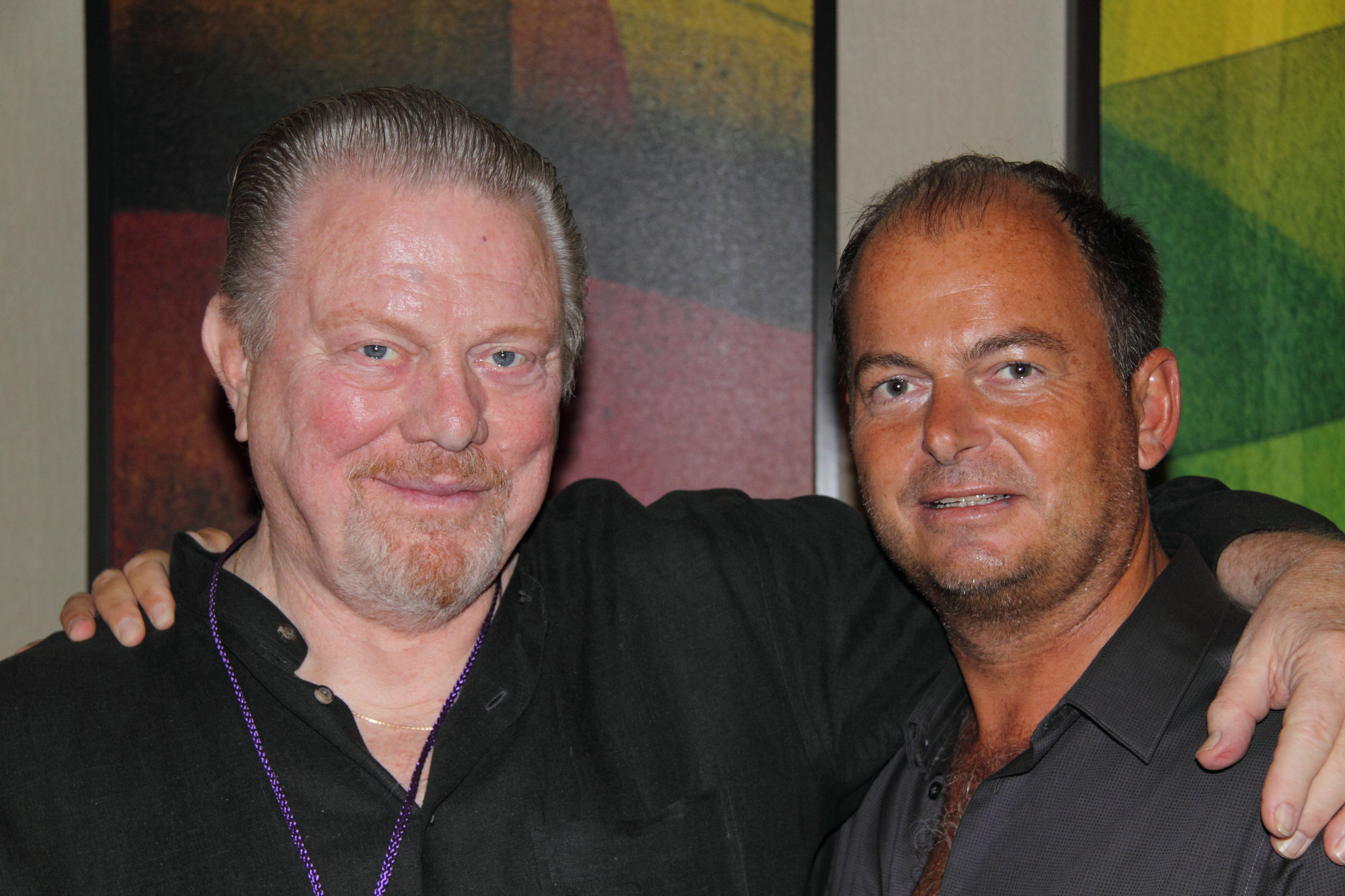 William Lucking and Serge Rocco