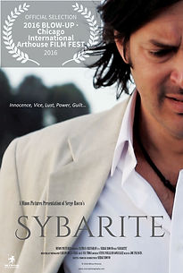 Sybarite Official Poster