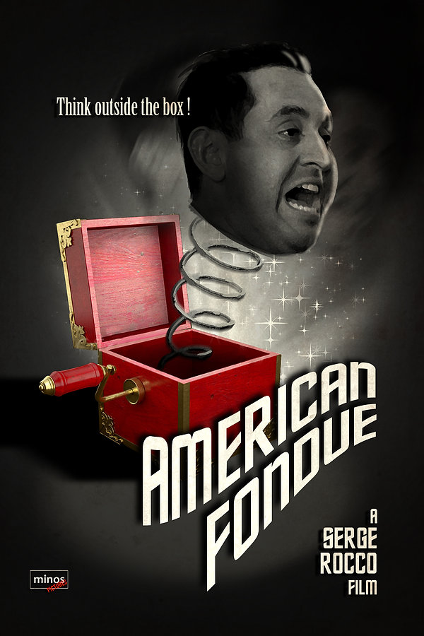 American Fondue Official Poster