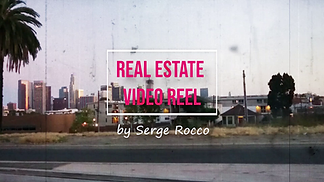 Real Estate Reel