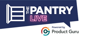 transparent - the Pantry Live reversed b