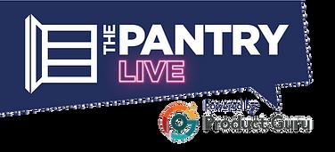 transparent - the Pantry Live reversed b