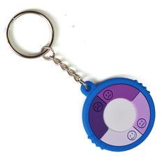 UV Sensor Key Ring