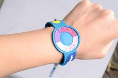 UV Sensor Wristband