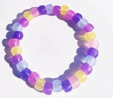 UV bead bracelet
