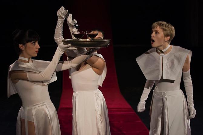 "Performing ""ROMA"""