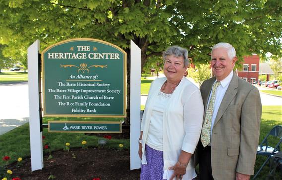 Heritage Center Celebration