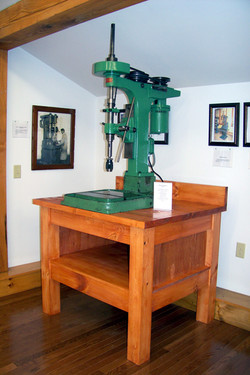 Allen Drilling Machine