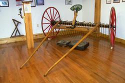Yankee Horse Rake