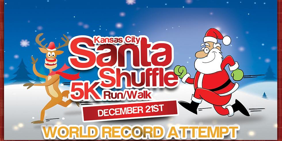 5th Annual Kansas City Santa Shuffle 5K Run/Walk