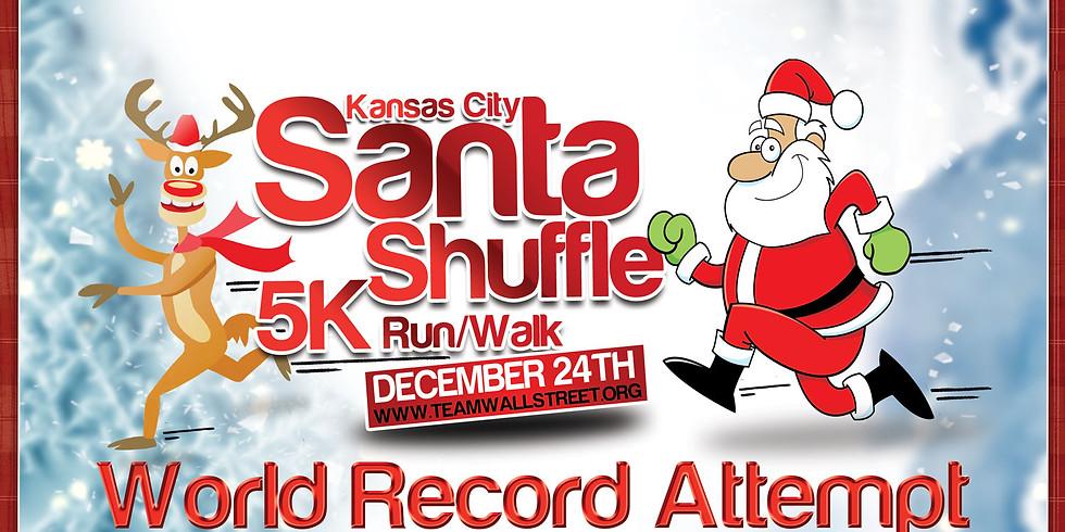 Kansas City Santa Shuffle 5K Run / Walk