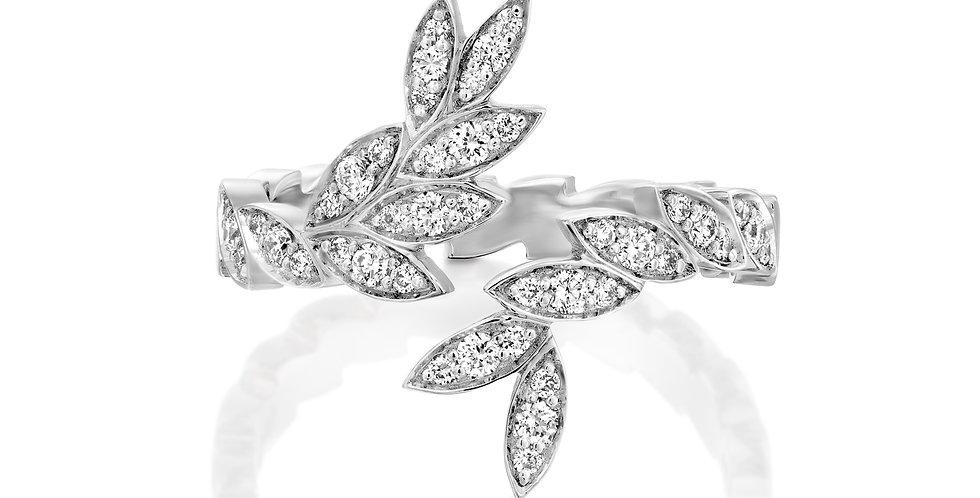 טבעת עלים סרפנטינית