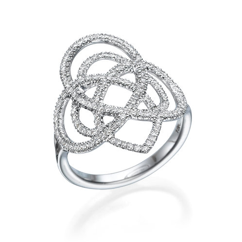 The Arabesque Ring