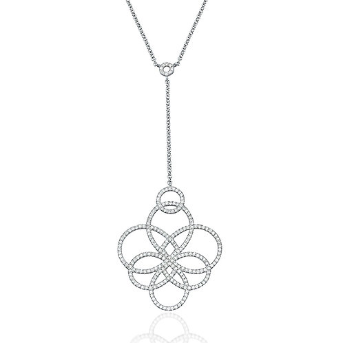The Arabesque Pendant