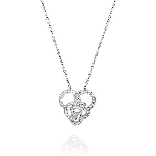 Special Diamonds Heart Pendant