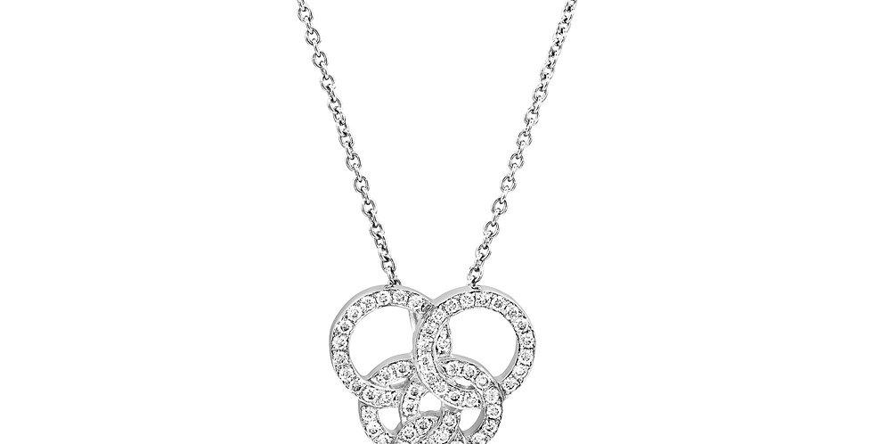 Special Heart Diamonds Pendant