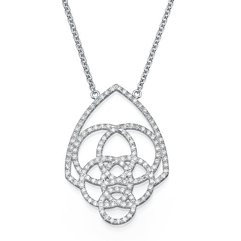 The Gothic Diamonds Hamsa big
