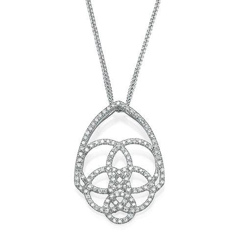 Diamonds Gothic Hamsa