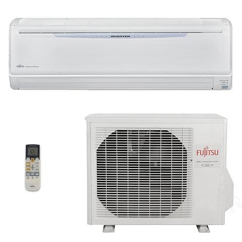 Split Inverter Hi-wall 24.000 BTU/h Fujitsu - Quente e Frio 220V
