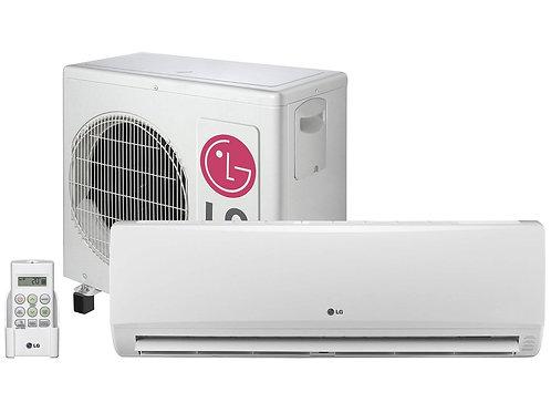 Condicionado LG Split Hi-Wall Smile 3M 18.000 BTU/h - Quente/Frio 220V