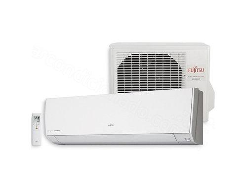 Split Inverter Hi-wall 12.000 BTU/h Fujitsu - Quente e Frio 220V Com Sensor
