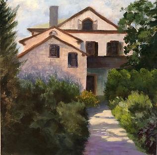 4 - Back Door Lorenzo by Diane Thompson.