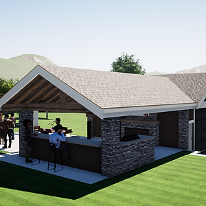 Proposed Accessory Building, Langley, BC