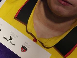 iPro Sponsor Watford Ladies Match