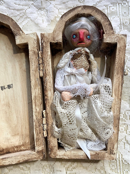 Halloween Doll - No:10719
