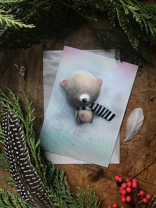 Card :: Bear