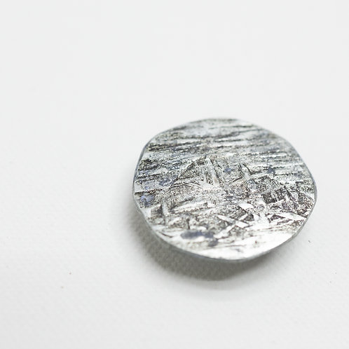 Magnetbrosche aus Titan ca. 4 cm
