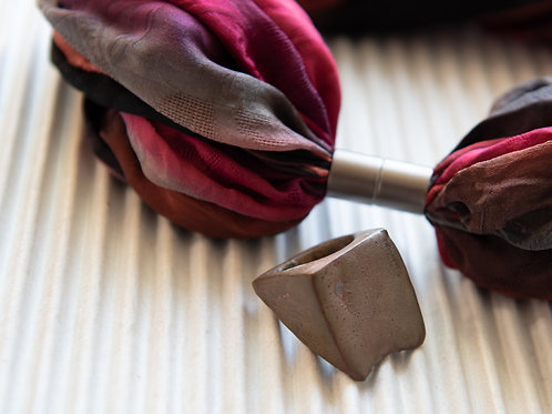Schmuckring aus Keramik