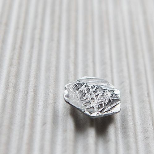 broche magnétique en titane, petit, env. 2 cm