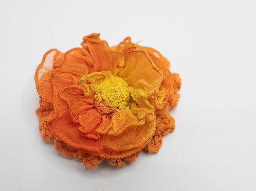 Seidenblume magnetisch